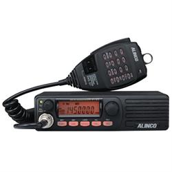 Alinco DR-B185HT 2 Meter FM amateur transceiver has a big 85 watts of power...