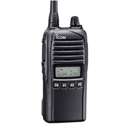 Two-Way Radio, Handheld, UHF (400-470MHz), 4 Watt, 128 Channel, PC Programmable,