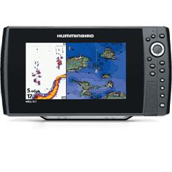 "9"" colour TFT wide-screen LCD, 50*/83/200 kHz, 1500 ft & 3000 ft* depth capability"