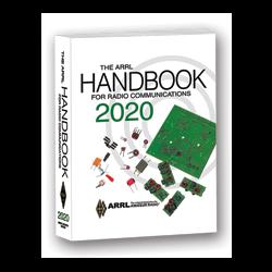 ***2020 ARRL HANDBOOK SOFTCOVER, 1076, (SOFT COVER)