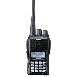 2M/70 cm Handheld, 5 Watts, 144/430 MHz FM Dual Band Handheld Transceiver, 200 memorie...