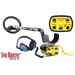 "Garrett Sea Hunter Mark II Metal Detector with 8"" PROformance""¢ submersible sea..."