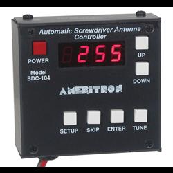 SDC-104I, AUTO SCREW DRIVER ANTENNA CONTROLLER, ICOM HF