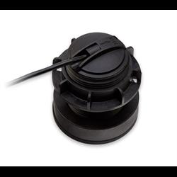 CHIRP Sonar 0 Degree Angle Transducer Plastic Thru Hull