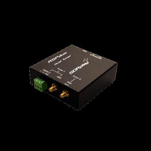 High Performance Dual Tuner 14-bit SDR