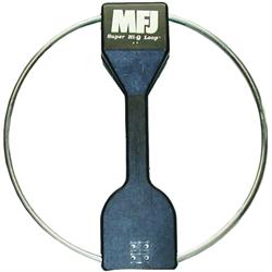 10-30 MHz Hi-Q Deluxe Loop Antenna