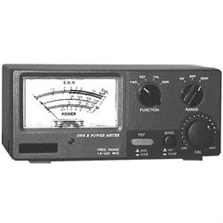 1.8 - 200 MHz Grandmaster SWR Meter