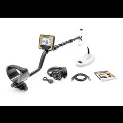 11000515, METAL DETECTOR,GK26C & GK19 COILS,WIRELESS HEADPHONE,AC CHRGR,USB CABL