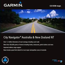 City Navigator Australia & New Zealand NT  microSD/SD card