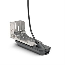 HELIX MEGA DI+, Dual Spectrum CHIRP w/ Temp Transom Transducer