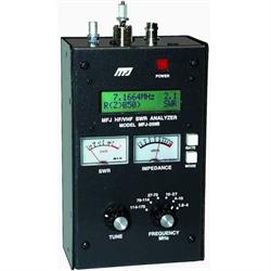HF/VHF SWR Analyzer w/ LCD, Counter & Meters