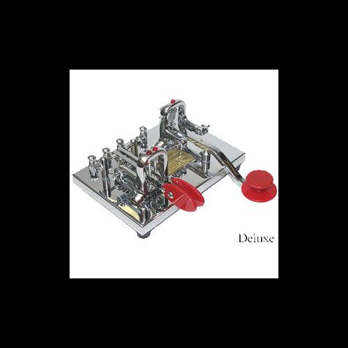 Double key deluxe, chrome base