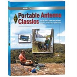 ARRL's Portable Antenna Classics - BOOK-0345 - 978-1-62595-034-5