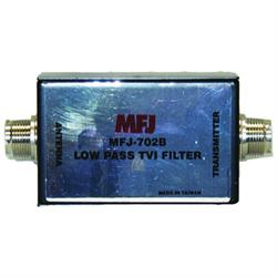 Low Pass TVI Filter -  200 Watts PEP