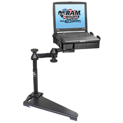 No-Drill Laptop Mount for the Ford Escape, Mazda Tribute & Mercury Mariner