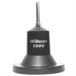 Magnetic Mount Kit - Base loaded antenna, 3,000 watt power handling, 26 MHz to 3...