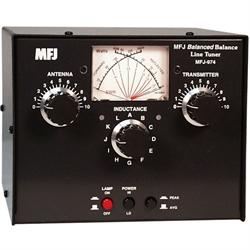 6 - 80 Meter Balanced Line Antenna Tuner
