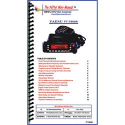 FT-7900R Mini-Manual