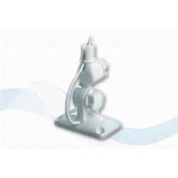 4-way nylon ratchet mount with quick release