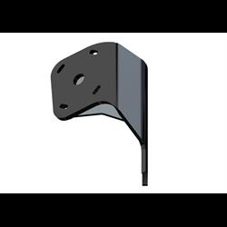Braced S-N2-6 Adapter Port Side Black
