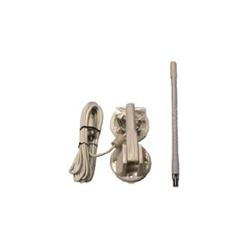 4' Fiberglass Whip, CB Marine Antenna