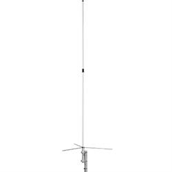 Dual band 146/446MHz base antenna, 6.5-9.0 db, 10'