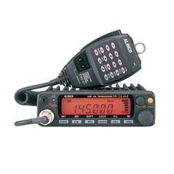 2m, 100 memory channels, 50 watt, CTCSS/DCS, theft alarm