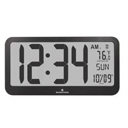Jumbo Panoramic 8 Time Zone Atomic Clock