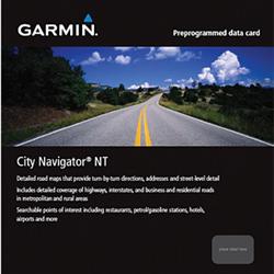 City Navigator Morocco NT on microSD/SD card .