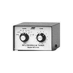 Shortwave Antenna Tuner / Preselector