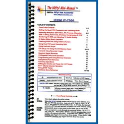 Compact IC-7000 Mini-Manual