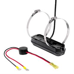 Mega SI+/DI+ Dual Spectrum CHIRP Trolling Motor Transducer w/Temp