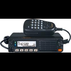 Compact C4FM/FM 2 meter / 440 MHz mobile transceiver