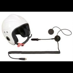 H9985, 41096G-01, HEADSET COMMUNICATION  KIT DESIGNED FOR GECKO OPEN FACE