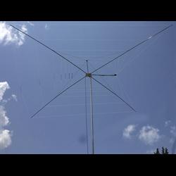 Cobweb,HF,1/2W,8-BD,6,10,12,15,17,20,30,40M,1.5KW