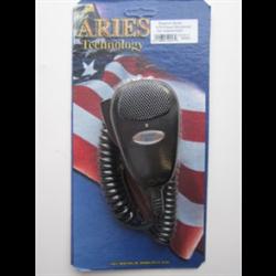 ARIES 50043 Premium Series 4-Pin Power Microphone for Cobra/Uniden