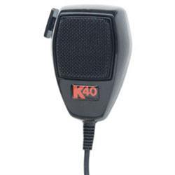 K40 Electronics K40MIC 4-Pin Noise-Canceling Dynamic CB Microphone (K40MIC)