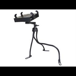 RAM-316-3SW1U  - RAM Pod™ III Vehicle Mount with Single Pivot Swing Arm & Universal Tough-Tray™ Laptop Holder