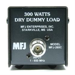 Dummy Load, 300 Watt, 1-650 MHz, Dry N-Connector