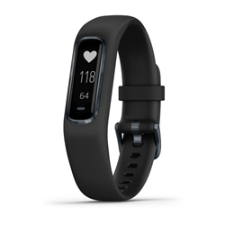 Smart Activity Tracker (Large Black With Midnight Hardware)
