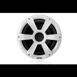 """10"""" 450 WATT Sports White Marine Subwoofer With LEDs"""