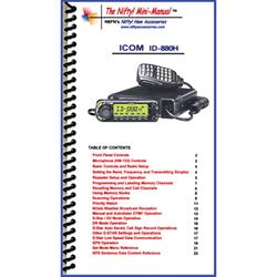 Mini-Manual for ID-880H