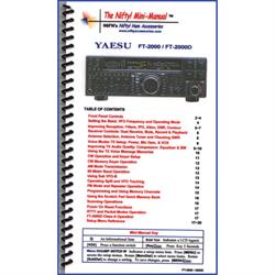 FT-2000 & FT-2000D Mini-Manual