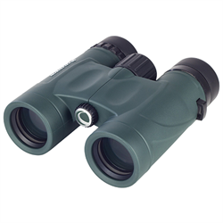 8x32 Binocular, BaK-4 Prisms w/ Phase Coating, Fully Multi-Coated Optics, Compac...