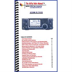 Compact IC-7410 Mini-Manual