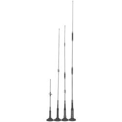 """RuffRider 62.5"""" High Gain 144/440 MHz Mobile Antenna"""
