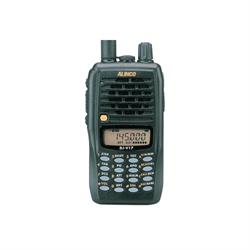 144MHz FM 5-watt handheld Transceiver, 200 memories, CTCSS tone squelch, waterpr...