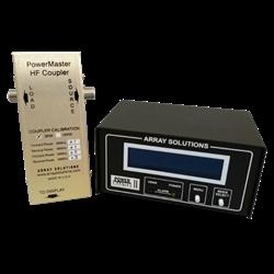 PM2-3K-SO, METER, POWERMASTER II WITH ONE HF-6M 3KW COUPLER SO239