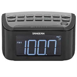RCR-24 AM/FM-Stereo/Aux-In Digital Tuning Clock Radio