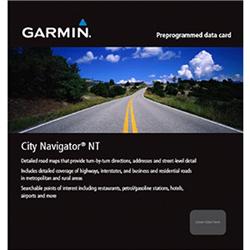 Garmin City Navigator® Eastern Africa NT - 010-D0947-00